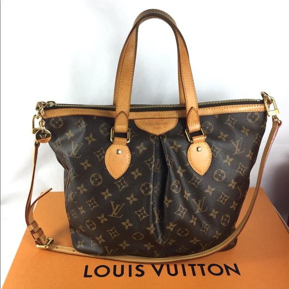 💕RARE beautiful Louis Vuitton 4way purse
